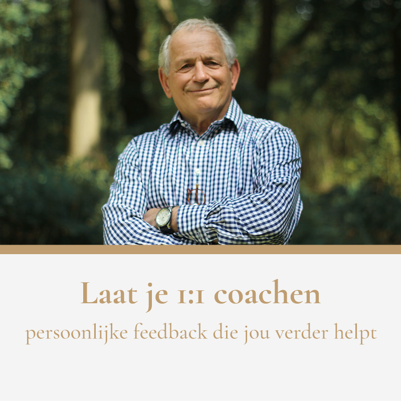 Persoonlijke coaching van Leo Kerklaan | Strategie professional | KPI | Strategic performance management | Wendbare organisatie | Dashboards