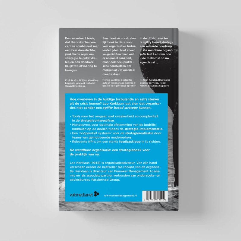 De wendbare organisatie | Leo Kerklaan | Agility based strategy in de praktijk | KPI | Strategie