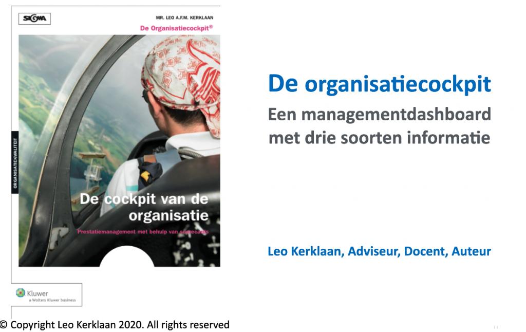 De organisatiecockpit: een compleet managementdashboard